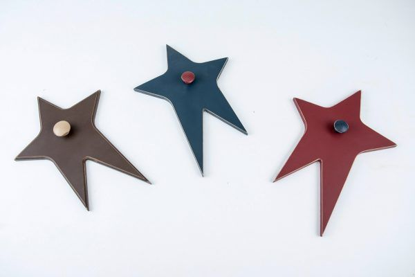 Wood Star Wall Décor
